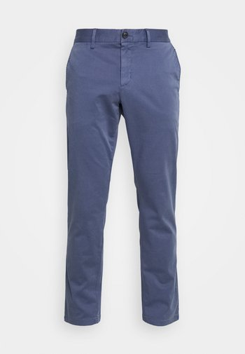 BLEECKER FLEX - Pantalon classique - faded indigo