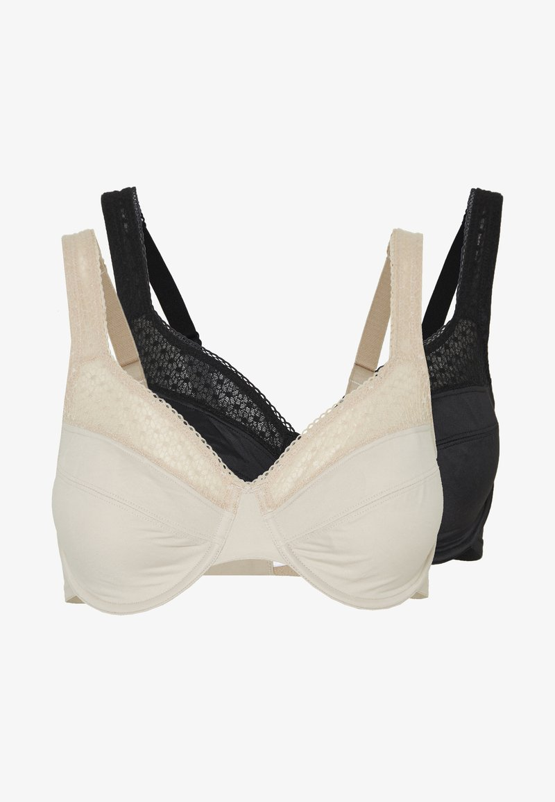 Marks & Spencer London - 2 PACK - Shapewear - almond mix