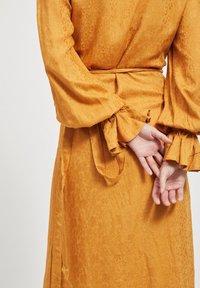 Object - Maxi dress - brown - 4