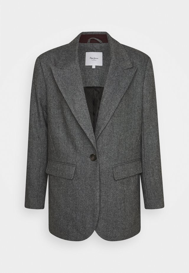 STELLA - Blazer - deep grey