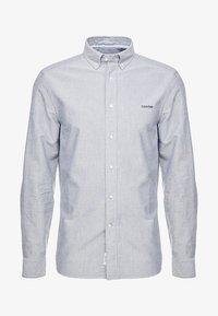 Calvin Klein - BUTTON DOWN OXFORD LOGO - Shirt - blue - 4