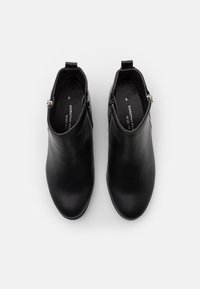 Dorothy Perkins Wide Fit - WIDE FIT MACRO SIDE ZIP  - Ankle boots - black - 4