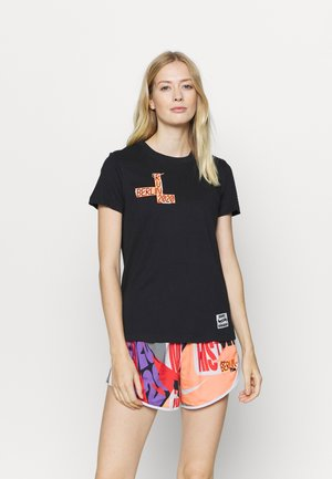 DRY TEE BERLIN RUN - Camiseta de deporte - black