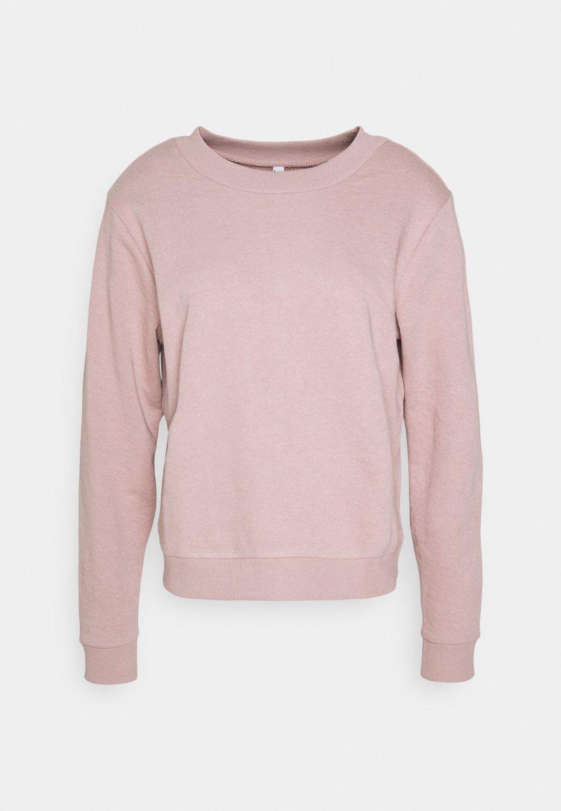 JDY - JDYDESTINY LIFE  - Sweatshirt - wood rose