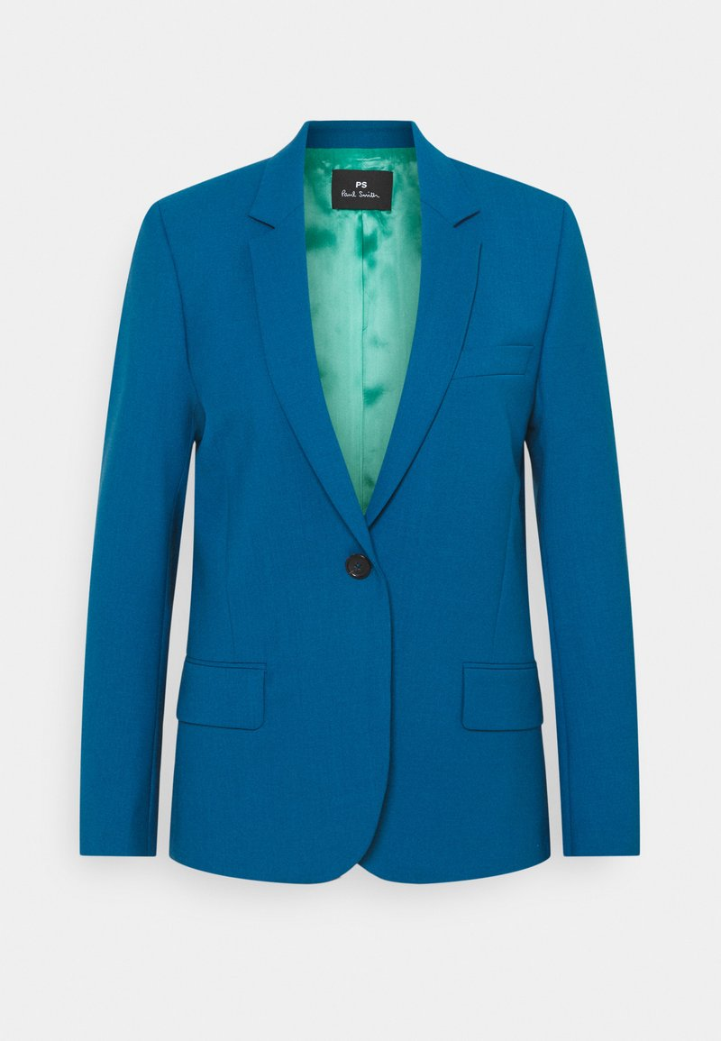 PS Paul Smith - WOMENS JACKET - Blazer - blue
