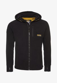 Superdry - Fleece jacket - black - 4