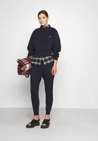 Vivienne Westwood - ATHLETIC - Sweatshirt - navy - 1