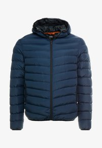 Brave Soul - GRANTPLAIN PLUS - Winter jacket - navy - 4