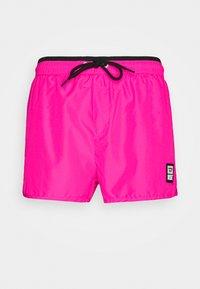 Diesel - BMBX-REEF-30 - Swimming shorts - hot pink - 0