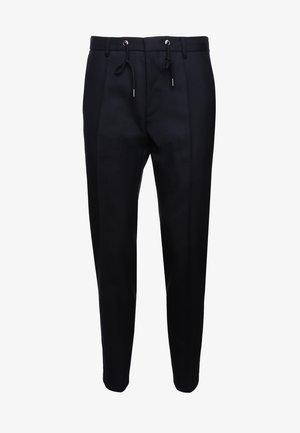 BARDON - Trousers - BLACK