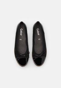 Gabor - Ballet pumps - schwarz - 5
