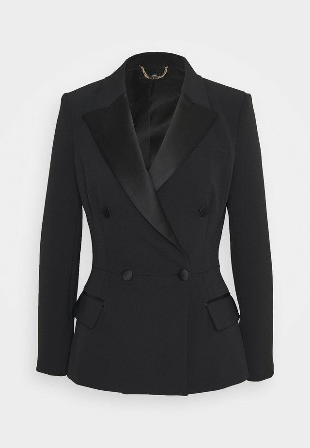 WOMEN'S JACKET - Blazer - black