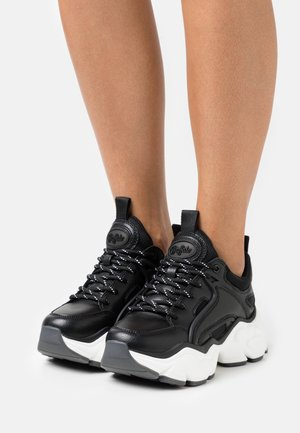 VEGAN BINARY - Trainers - black