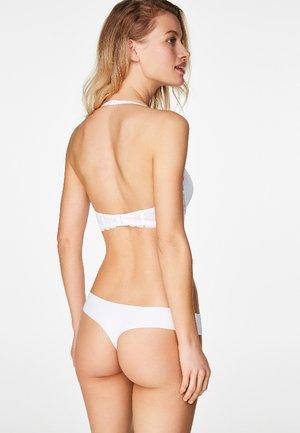 ANGIE - Push-up bra - white