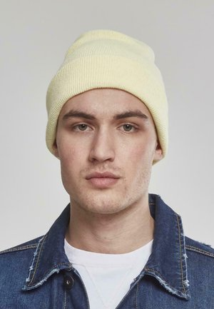 YUPOONG HEAVYWEIGHT  - Beanie - powderyellow