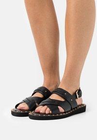 Coach - GEMMA - Sandals - black - 0