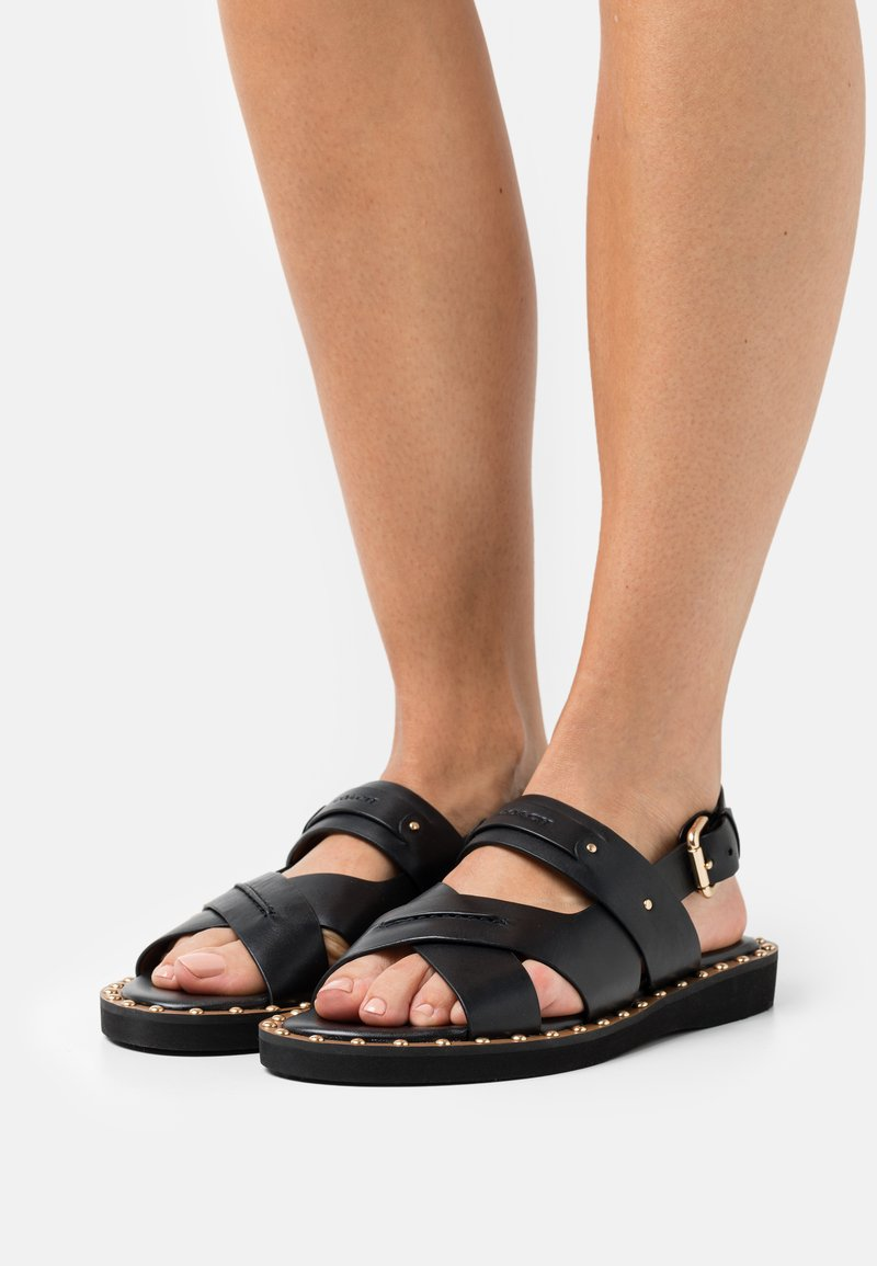Coach - GEMMA - Sandals - black