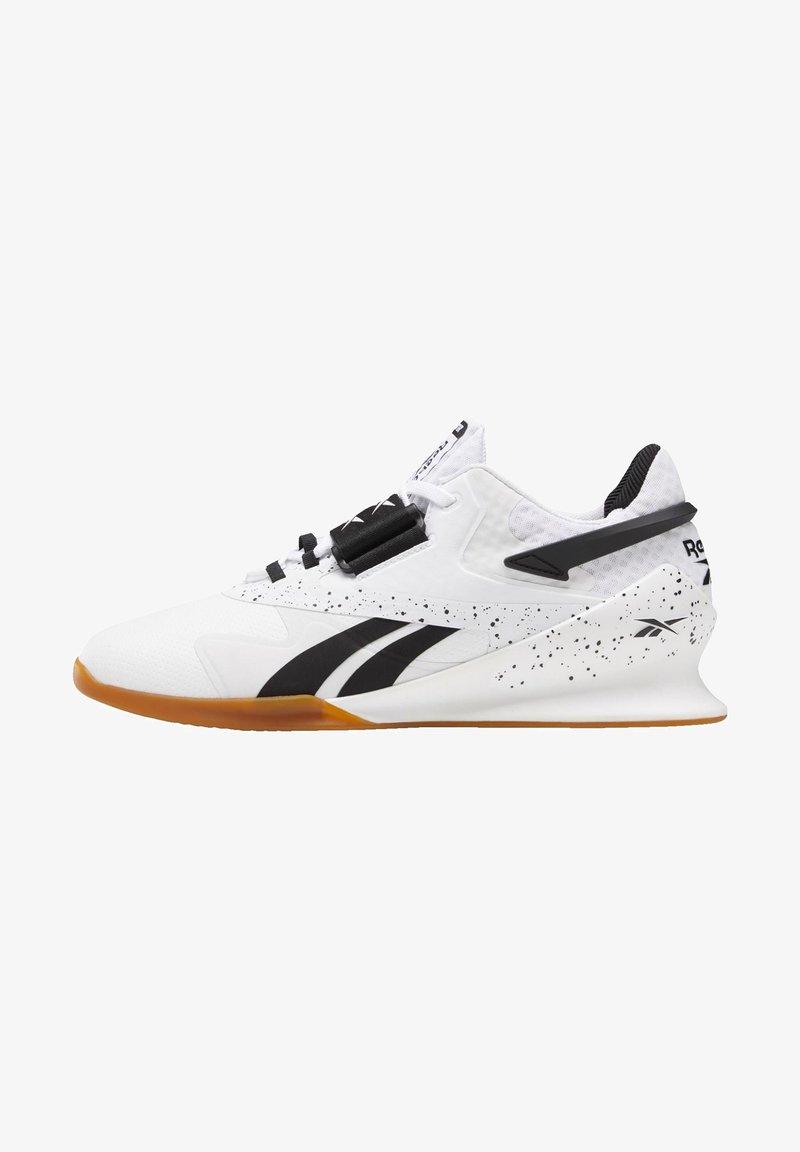 Reebok - LEGACY LIFTER II SHOES - Neutral running shoes - black