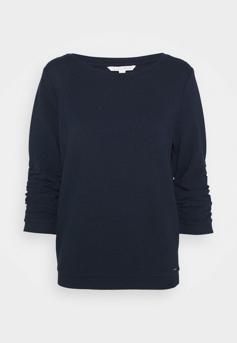 TOM TAILOR DENIM - Sweatshirt - sky captain blue