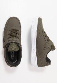Kappa - DALTON ICE - Sports shoes - army/black - 0