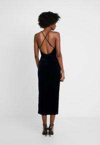Bardot - COURTNEY SLIP DRESS - Cocktail dress / Party dress - french navy - 2