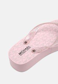 MICHAEL Michael Kors - GAGE KILEY - T-bar sandals - rose gold - 6