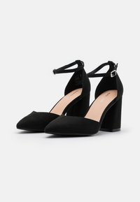 Even&Odd - Zapatos altos - black - 2
