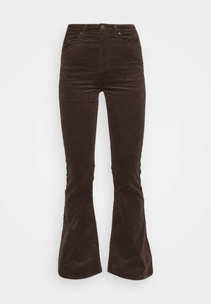 BREESE - Pantalon classique - winter brown