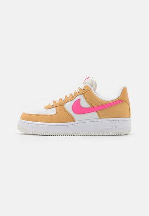 AIR FORCE 1 - Baskets basses - twine/electro orange/sail/white