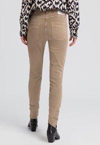 Marc Aurel - Slim fit jeans - taupe varied - 2