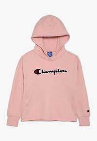 Champion - ROCHESTER CHAMPION LOGO HOODED - Hoodie - light pink - 0