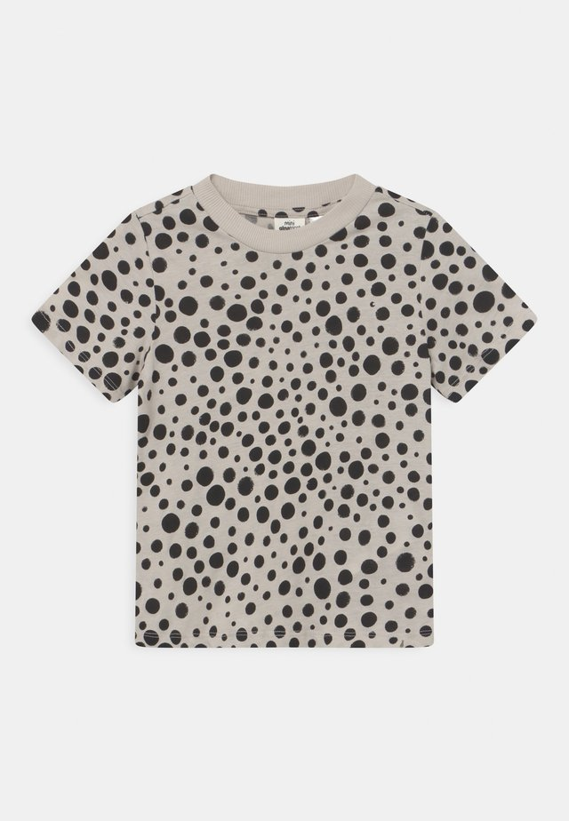 MINI TEE - Print T-shirt - tofu