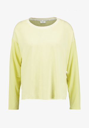 BLOUSES LONG SLEEVE - Blouse - yellow cream