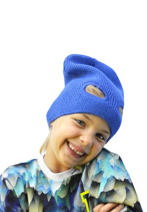 Beanie - royal blue