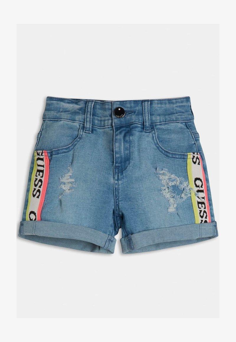 Guess - Denim shorts - blau