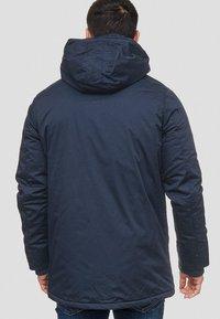 INDICODE JEANS - Winter jacket - dark blue - 2