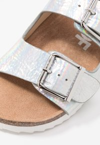 Colors of California - Slippers - silver - 2