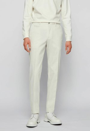 BROAD - Trousers - natural