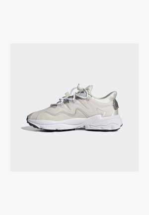 Sneakersy niskie - cwhite/clpink/silvmt