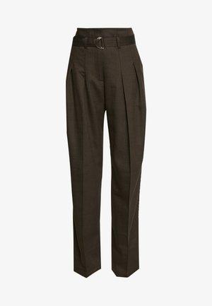 ROSALI - Trousers - brown