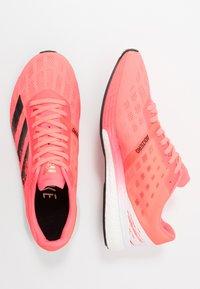 adidas Performance - ADIZERO BOSTON 9 M - Zapatillas de running estables - signal pink/core black/copper metallic - 1