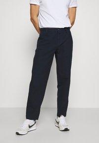 Ben Sherman - TROUSER - Trousers - dark navy - 0