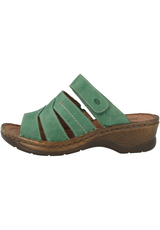 Sandały - fir (56549-95-650)