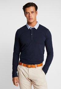 CELIO - NETED - Polo shirt - navy blue - 0