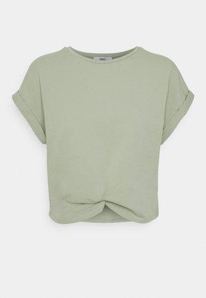 ONLREIGN KNOT - Print T-shirt - desert sage