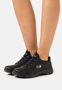 Skechers Sport - SUMMITS - Trainers - black - 0
