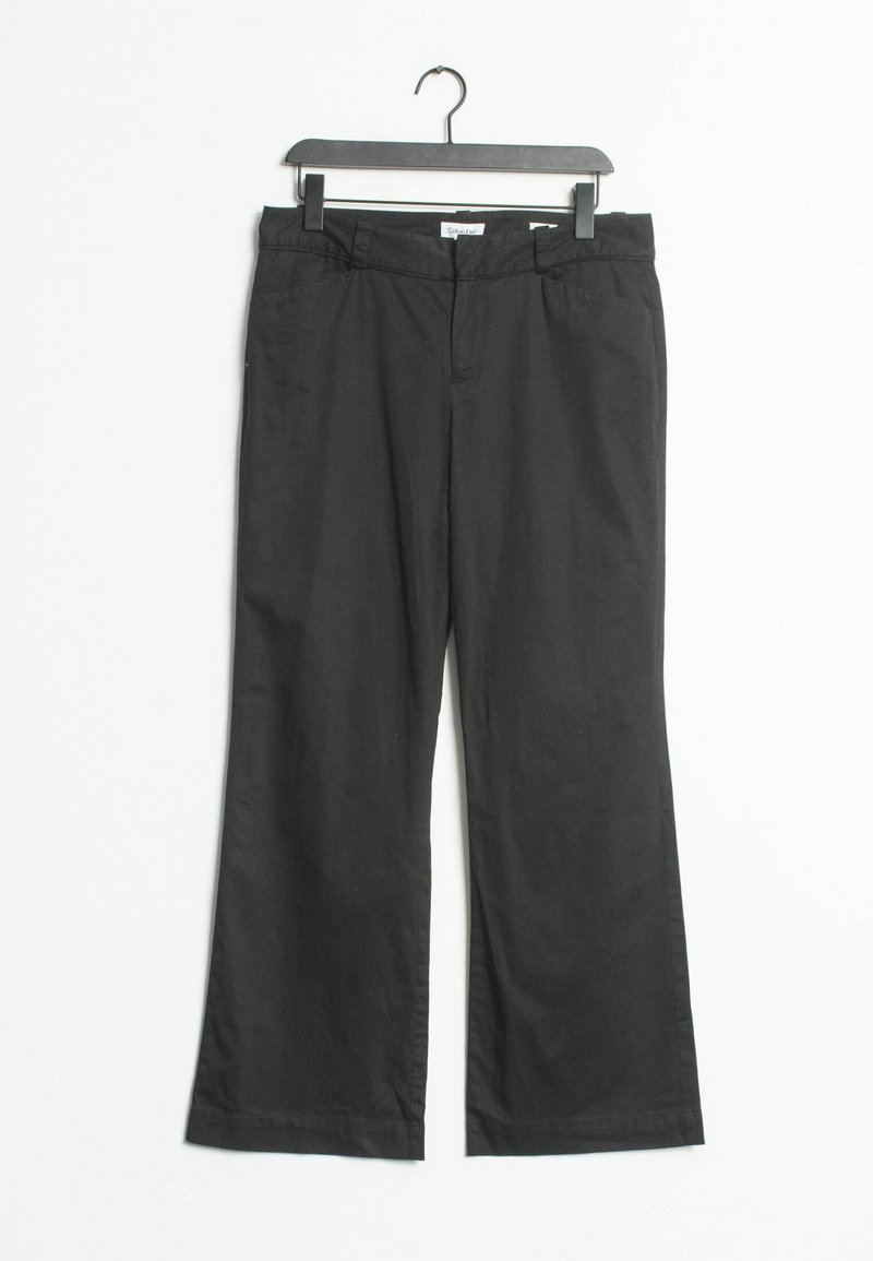 Calvin Klein - Straight leg jeans - black