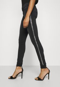 Replay - LUZIEN - Jeans Skinny Fit - dark grey - 3