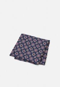 Burton Menswear London - EPP & GEO SET - Tie - burgandy - 2