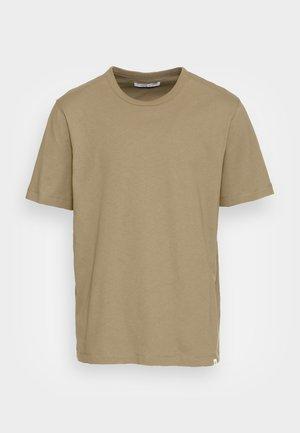 HUGO - Basic T-shirt - covert green